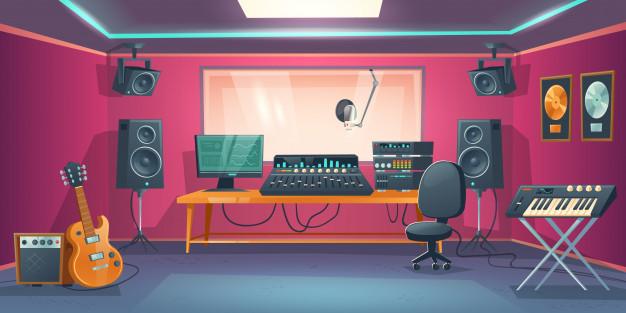 استودیو خانگی با آکادمی مهندسی صدا